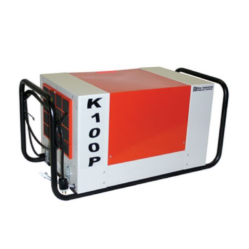 Ebac Industrial Products K100-P 30L/Day Industrial Dehumidifier 240V~50Hz